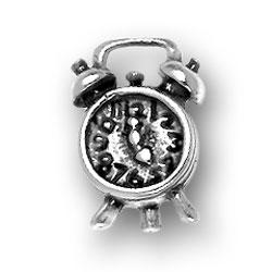 Alarm Clock Charm Image