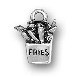 French Fries Charm Image