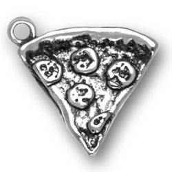 Slice Of Pizza Charm Image