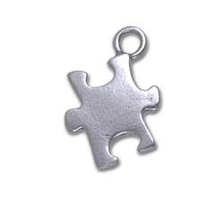 Puzzle Piece Charm Image