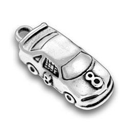 8 Dale Earnhardt Jr Nascar Charm Image
