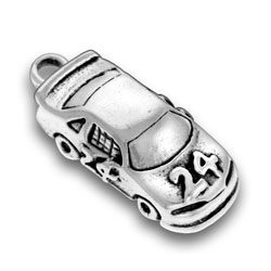 24 Jeff Gordon Nascar Charm Image