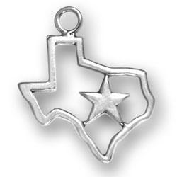 Texas Star Charm Image