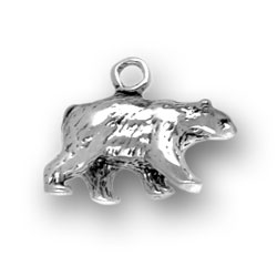 Grizzly Bear Charm Image