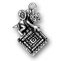 Quilting Bee Charm Image