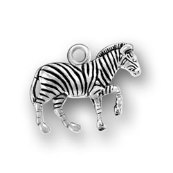 Zebra Charm Image