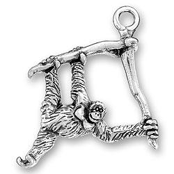 Orangutan Charm Image