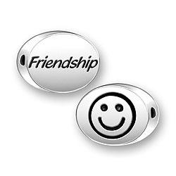 Friendship Message Bead Image