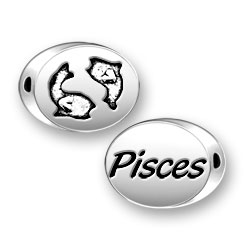 Pisces Message Bead Image