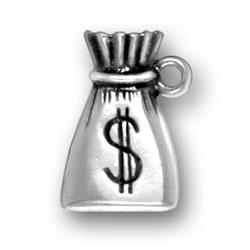 Money Bag Charm Image