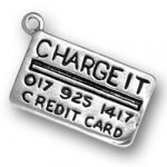 Credit Card Charm Image