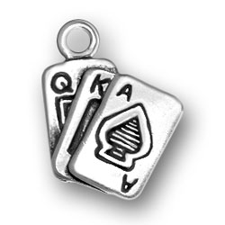 Playing Cards Charm Image