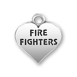 Fire Fighters Charm Image