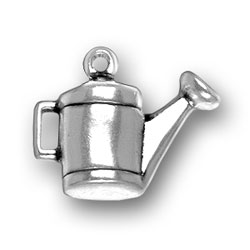 Larger Watering Can Charm Image