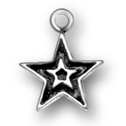 Double Star Charm Image