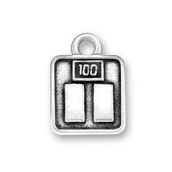 Weight Scale Charm Image