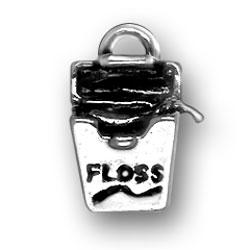 Dental Floss Charm Image