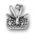 Picnic Basket Charm Image