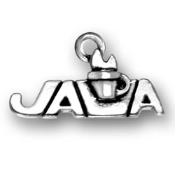 Cup Of Java Charm Image