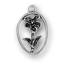 Flower Charm Image