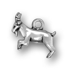 Capricorn Goat Charm Image