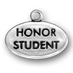 Honor Student Charm Image