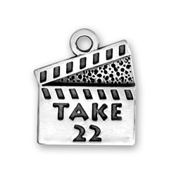Take 22 Charm Image