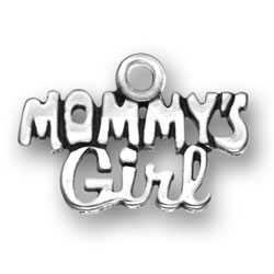 Mommys Girl Charm Image