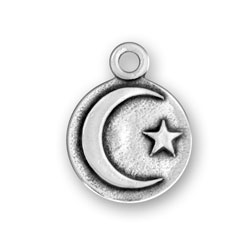 Moon And Star Charm Image