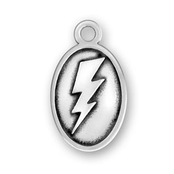 Lightning Bolt Charm Image