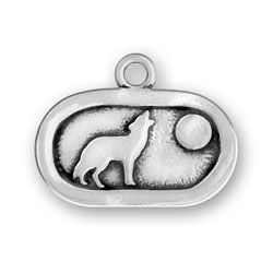 Wolf Charm Image