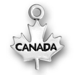 Canada Maple Leaf Charm Image