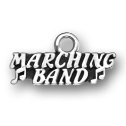 Marching Band Charm Image