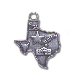 State Of Texas Charm Image