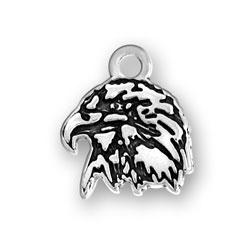 Eagle Head Charm Image