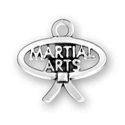 Martial Arts Charm Image