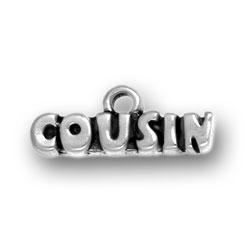 Cousin Charm Image