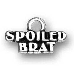 Spoiled Brat Charm Image
