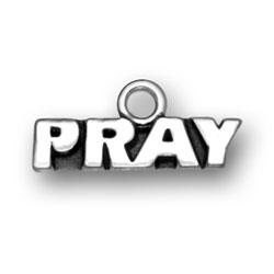 Pray Charm Image