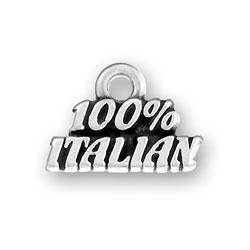 100 Italian Charm Image