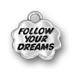 Follow Your Dreams Charm Image