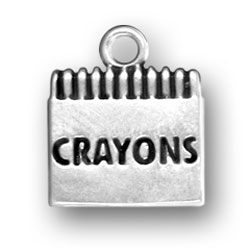 Crayons Charm Image