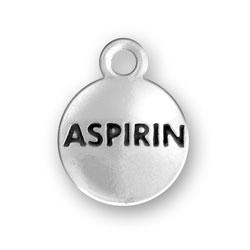 Aspirin Charm Image