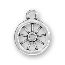 Wagon Wheel Charm Image