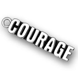 Courage Charm Image