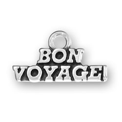 Bon Voyage Charm Image