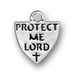 Protect Me Lord Charm Image
