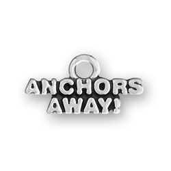 Anchors Away Charm Image
