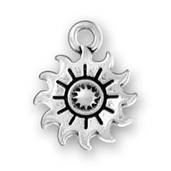 Triple Sun Charm Image