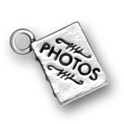 Photo Album Charm Image